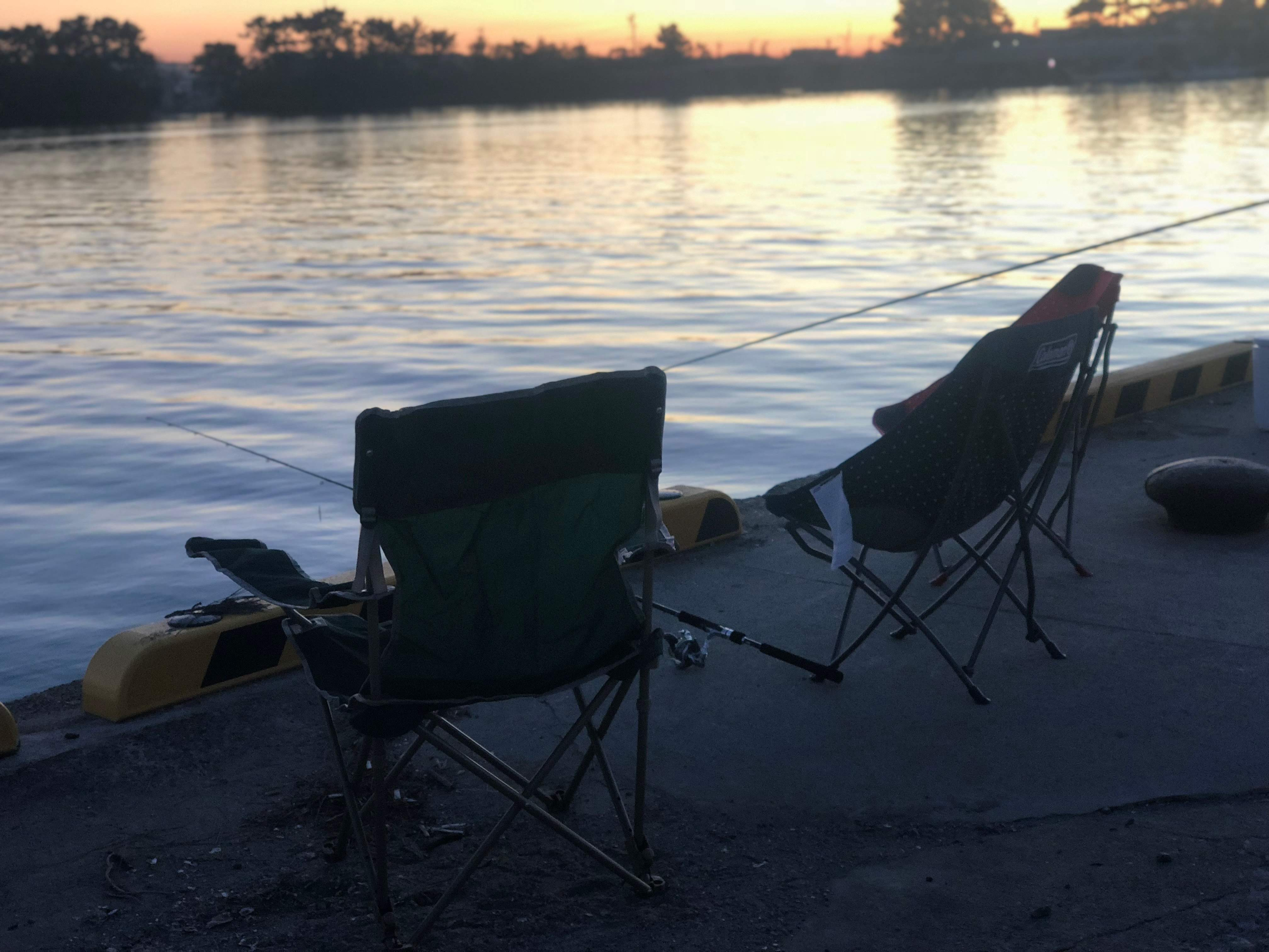 夕暮れの浜名湖